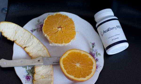 Detoks organizmu przy użyciu suplementów diety