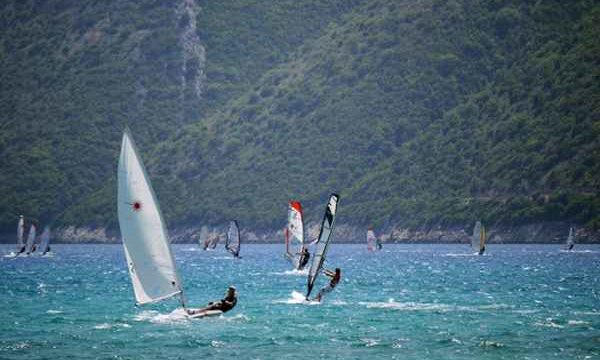 Windsurfing Mielno