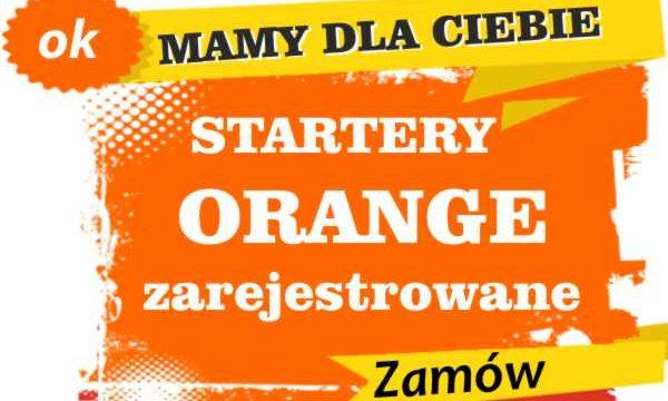 Sprzedam zarejestrowane karty sim orange Kisielice  zadzwoń 887 332 665